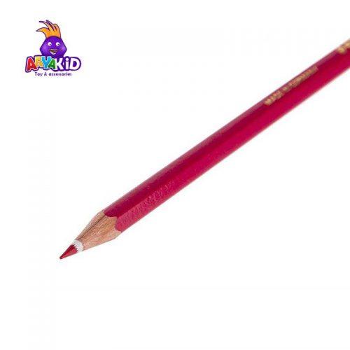 مداد رنگی ۱۲ رنگ جعبه مقوایی STAEDTLER4