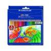 مداد رنگی ۲۴ رنگ جعبه مقوایی STAEDTLER