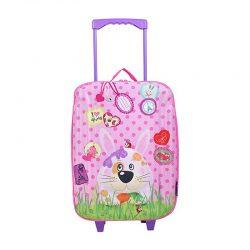 چمدان مسافرتی کودک طرح خرگوش اوکی داگ Okiedog