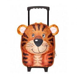 چمدان چرخدار کودک طرح ببر اوکی داگ Okiedog