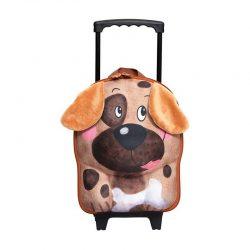 چمدان چرخدار کودک طرح سگ اوکی داگ Okiedog