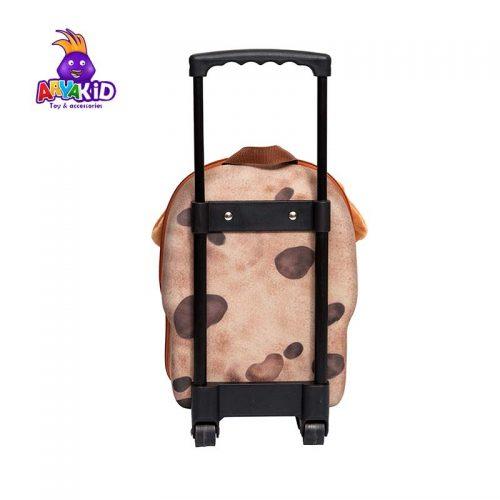 چمدان چرخدار کودک طرح سگ اوکی داگ Okiedog1