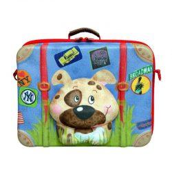 چمدان کودک طرح سگ اوکی داگ Okiedog
