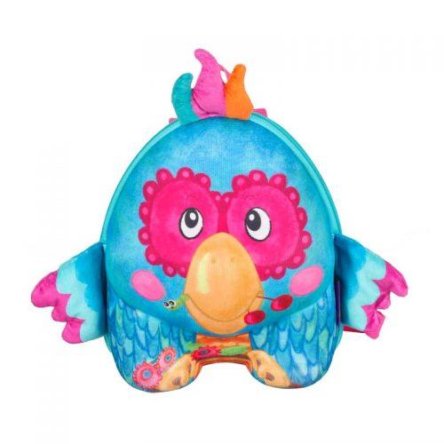 کوله عروسکی طرح طوطی اوکی داگ Okiedog