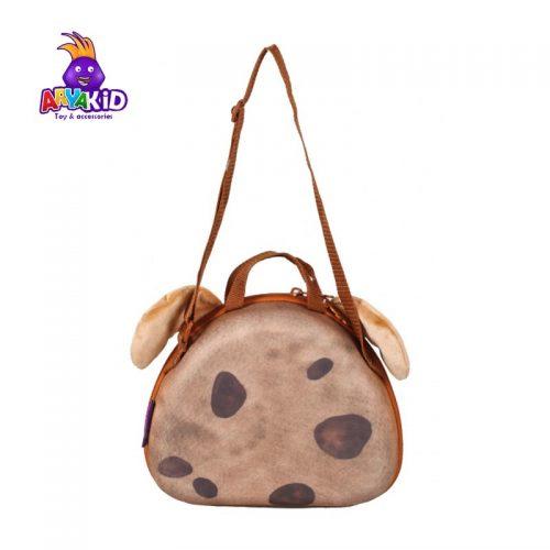 کیف دستی کودک طرح سگ اوکی داگ Okiedog2