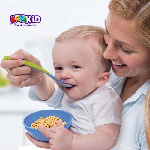 ست ظروف غذاخوری کودک مانچکین ۱۰ تکه5