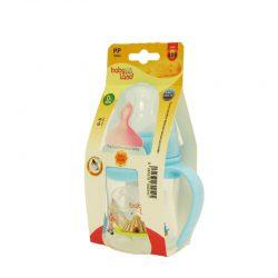 شیشه شیر دسته دار ۱۵۰ میل مدل ۴۰۸ baby Land