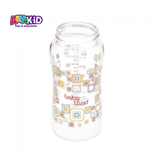 شیشه شیر پیرکس ۲۴۰ میل مدل ۴۶۲ baby Land2