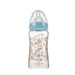 شیشه شیر پیرکس ۲۴۰ میل مدل ۴۶۲ baby Land