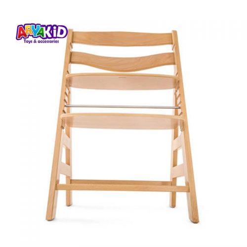 صندلی غذاخوری چوبی هاوک مدل +Alpha12