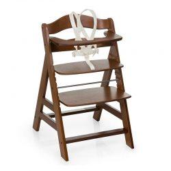 صندلی غذاخوری چوبی هاوک مدل Alpha