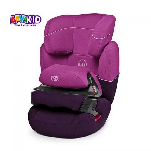 صندلی ماشین سایبکس مدل آئورا Cybex Aura1
