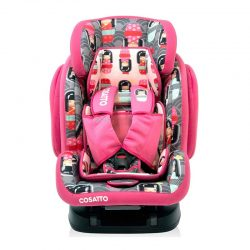 صندلی ماشین کوزاتو طرح دختر ژاپنی سری Hug ISOFIX