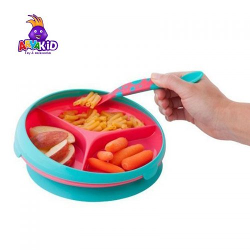ظرف غذای کودک زیر چسبی چند قسمتی The First Years3