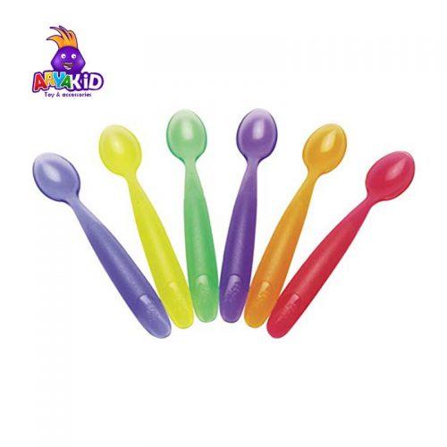 قاشق غذاخوری کودک فرست یرز بسته ۱۰ عددی5
