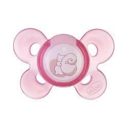 پستانک ارتودنسی نوزاد Chicco مدل پروانه ای ۰+ ماه