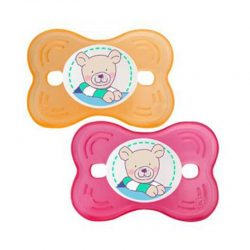 پستانک نوزاد طرح خرس روتو Rotho بسته دو عددی