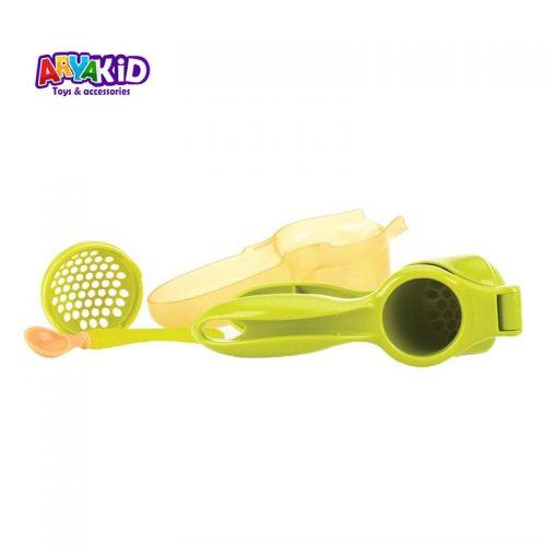 پوره ساز دستی غذای کودک نابی Nuby7