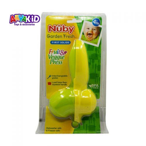 پوره ساز دستی غذای کودک نابی Nuby8
