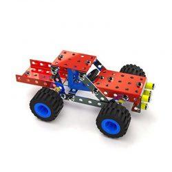 ساختنی فلزی ماشین آفرود ۱۳۶ قطعه