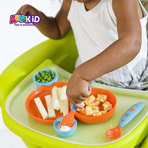 ست ظروف غذاخوری کودک بون1