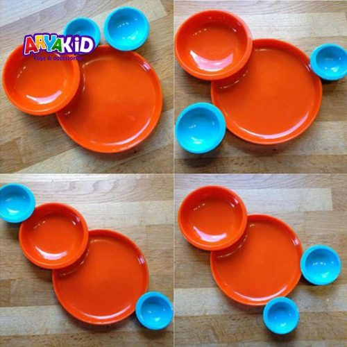 ست ظروف غذاخوری کودک بون3