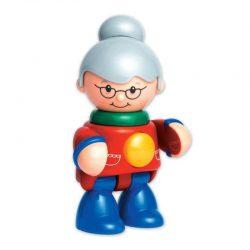 عروسک آدمک مادربزرگ تولو