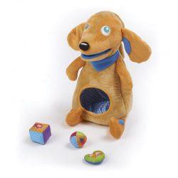 عروسک پازلی طرح سگ Oops