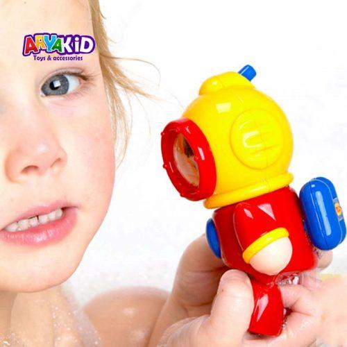 عروسک پسر غواص تولو1