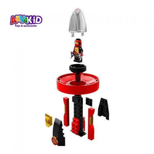 لگو اسپینجیتسو کای ۶۱ قطعه سری LEGO Ninjago2
