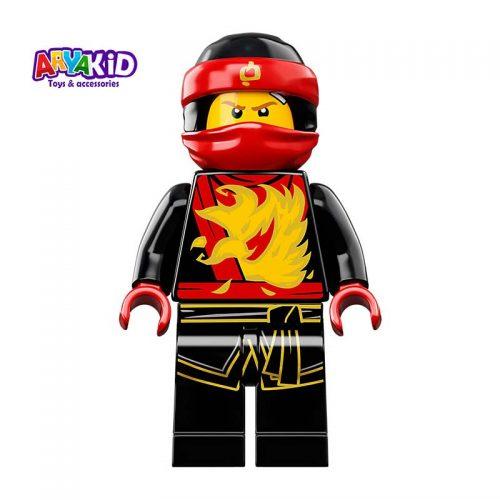لگو اسپینجیتسو کای ۶۱ قطعه سری LEGO Ninjago