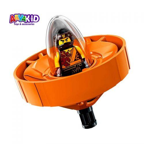 لگو اسپینجیتسو کول ۷۳ قطعه سری LEGO Ninjago1