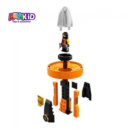لگو اسپینجیتسو کول ۷۳ قطعه سری LEGO Ninjago2