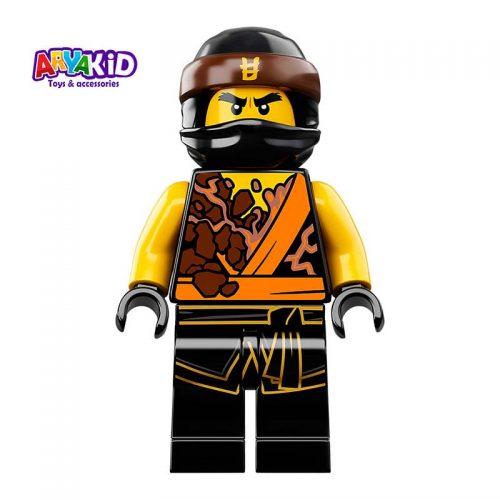 لگو اسپینجیتسو کول ۷۳ قطعه سری LEGO Ninjago5