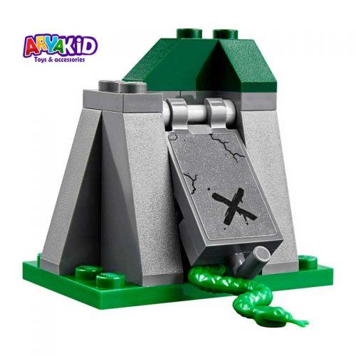 لگو تعقیب و گریز ۳۷ قطعه سری LEGO CITY1