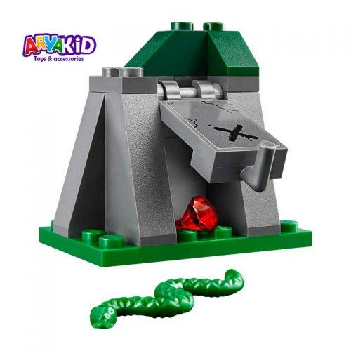 لگو تعقیب و گریز ۳۷ قطعه سری LEGO CITY2