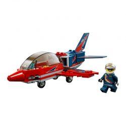 لگو جت ۸۷ قطعه سری LEGO CITY