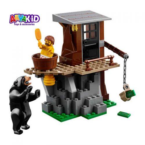 لگو دستگیری در کوهستان ۳۰۳ قطعه سری LEGO CITY1
