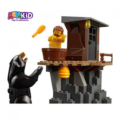 لگو دستگیری در کوهستان ۳۰۳ قطعه سری LEGO CITY3
