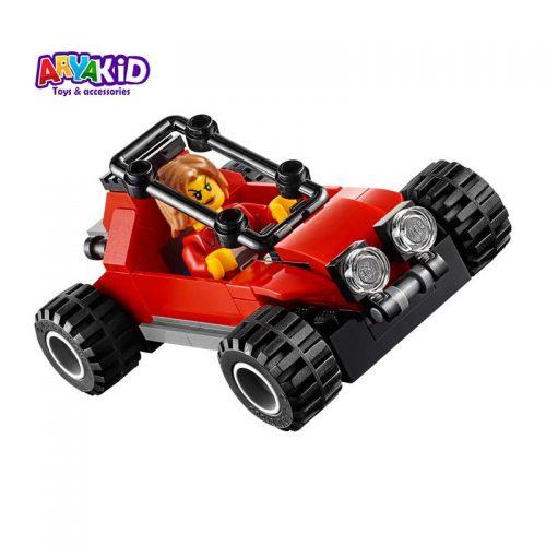 لگو دستگیری در کوهستان ۳۰۳ قطعه سری LEGO CITY9