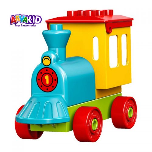 لگو قطار اعداد ۲۳ قطعه سری LEGO DUPLO1