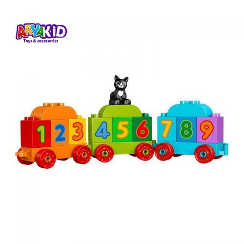لگو قطار اعداد ۲۳ قطعه سری LEGO DUPLO2