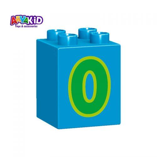 لگو قطار اعداد ۲۳ قطعه سری LEGO DUPLO6