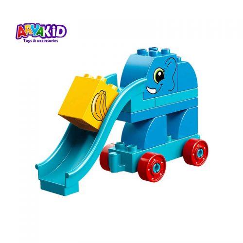 لگو قطار حیوانات ۳۴ قطعه سری LEGO DUPLO2