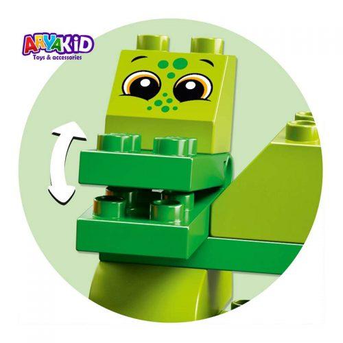 لگو قطار حیوانات ۳۴ قطعه سری LEGO DUPLO6