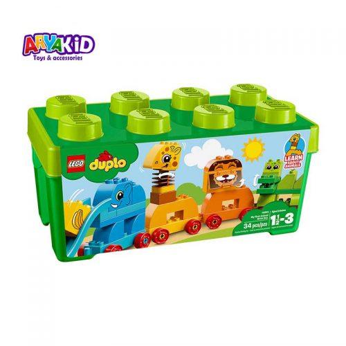 لگو قطار حیوانات ۳۴ قطعه سری LEGO DUPLO8
