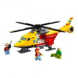 لگو هلیکوپتر آمبولانس ۱۹۰ قطعه سری LEGO CITY