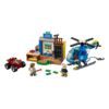 لگو پلیس کوهستان ۱۱۵ قطعه سری LEGO JUNIORS