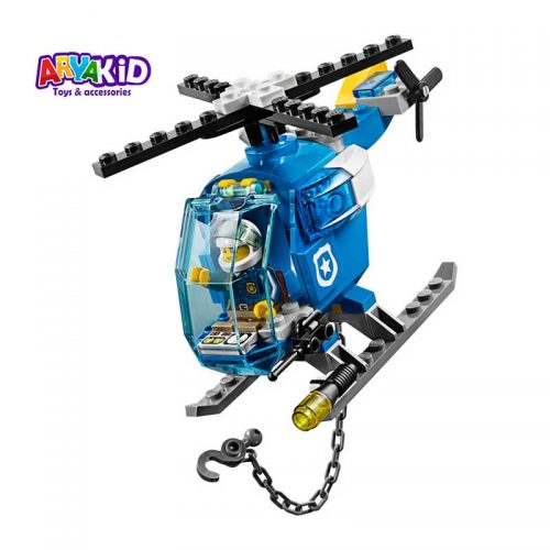 لگو پلیس کوهستان ۱۱۵ قطعه سری LEGO JUNIORS2