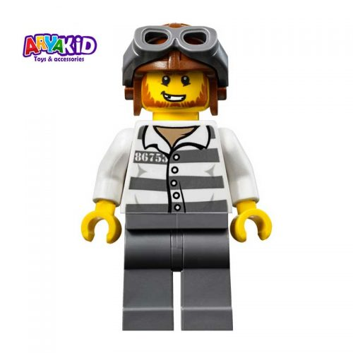 لگو پلیس کوهستان ۱۱۵ قطعه سری LEGO JUNIORS8